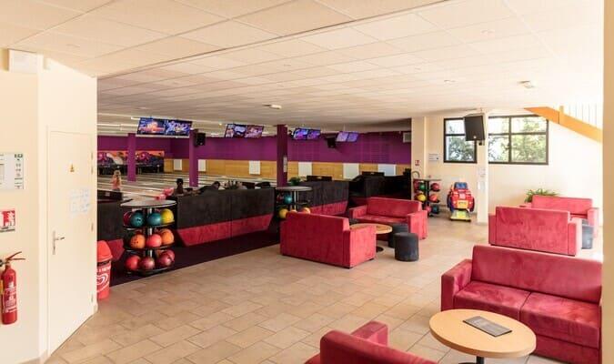 Bar du bowling